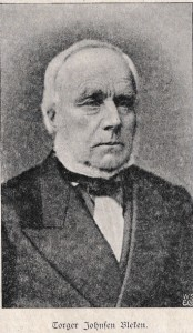 torger johnsen bleken